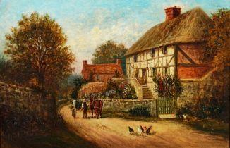 G*** M*** Parsons (British, 19th Century)