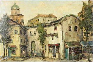 Harry Zeegers (Dutch, b. 1929)