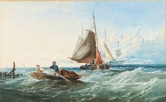 THOMAS SEWELL ROBINS (BRITISH, 1810-1880)