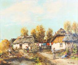 ATTILLA NAGY (HUNGARIAN, B. 1928)