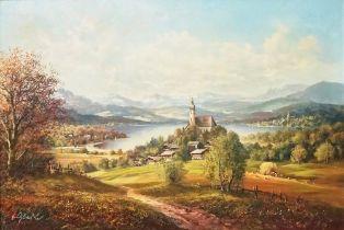 EUROPEAN SCHOOL, 20TH CENTURY