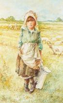 EDWARD A SWAN (BRITISH 19/20TH CENTURY)