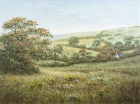 REG BROWN (BRITISH, 20TH CENTURY)