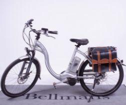 'Flyer' electric push bike