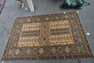 A machine made carpet of Ensi design