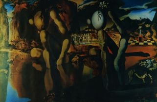 After Salvador Dali