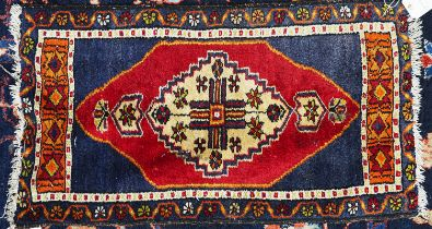 Three Turkish mats