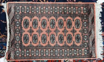 A Pakistan Bokhara rug