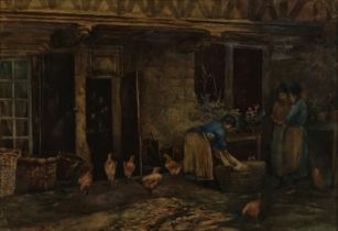 Edgar Leuchars (British, 19th/20th Century)