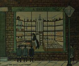 After George W Smethurst (British, b.1909)