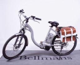 A 'Flyer' electric push bike