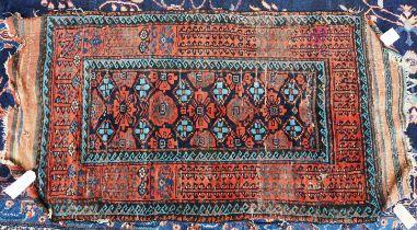 A Beluche rug