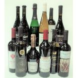12 BOTTLES RUSSIAN AND EASTERN EUROPEAN WINE