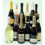 12 BOTTLES ITALIAN SPARKLING WINE