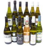 12 BOTTLES NEW ZEALAND WHITE WINE