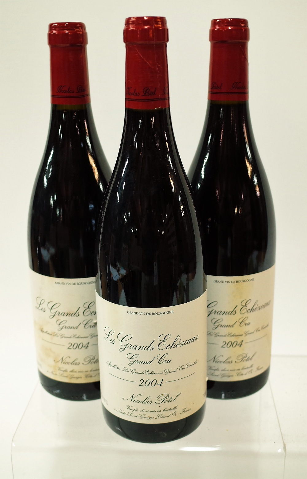 3 BOTTLES FRENCH RED WINE - Image 2 of 2