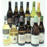 12 BOTTLES SOUTH AFRICAN WHITE WINE