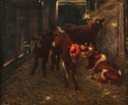 RICHARD HENRY BROCK (BRITISH, 1871-1943)
