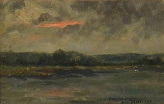 FREDERICK WINTHROP RAMSDELL (BRITISH, 1865-1915)