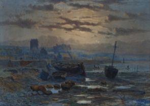 CHARLES BROOKE BRANWHITE (BRITISH, 1851-1929)