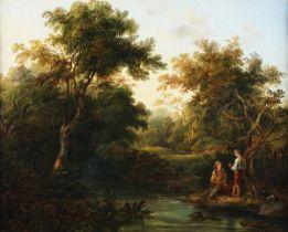 ATTRIBUTED TO EDWARD CHARLES WILLIAMS (BRITISH, 1807-1881)