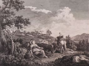 FRANCOIS VIVARES (FRENCH, 1709-1780) AFTER FRANCESCO ZUCCARELLI (4)