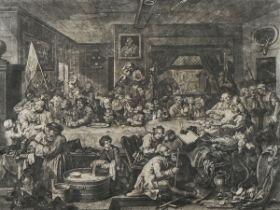 WILLIAM HOGARTH (BRITISH, 1697-1764) (4)