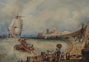 EDWARD DUNCAN (BRITISH, 1803-1882)