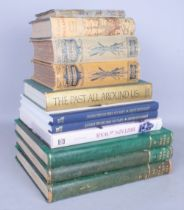 MILITARIA INTEREST; A QUANTITY OF EARLY 20TH CENTURY BOOKS (QTY)