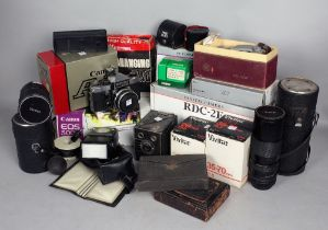 PHOTOGRAPHIC INTEREST; 'CANON A-1' BOXED (QTY)