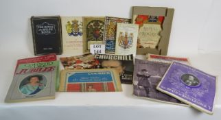 A collection of Royal Ephemera including