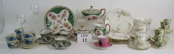 A selection of early to mid 20th Century
