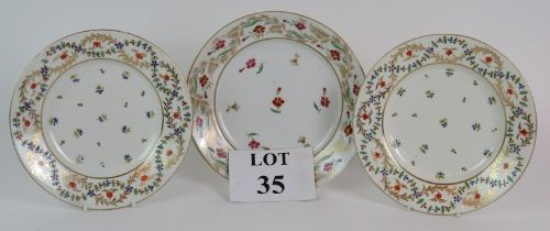 A pair of late 18th/early 19th Century C