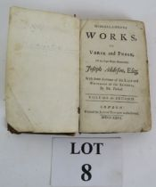 Miscellaneous Works in Verse and Prose o