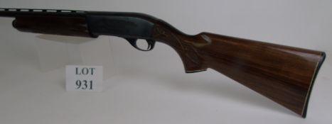 "Remington 1100, 12 bore, semi-auto shotgun, Ser No N354653V, 29.5"" full choke barrel, 2."