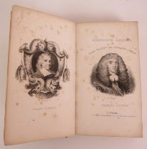 The Complete Angler by Izaak Walton and Chris Cotton published by J F Dove 1825. Black tooled