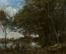 Jean-Baptiste Camille Corot  1796–1875
