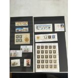 An all different accumulation of modern Isle of Man stamps, face value £200+. IMPORTANT: Online