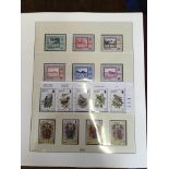A two volume predominantly modern mint collection of Jersey 1969-2000 stamps - appears complete,