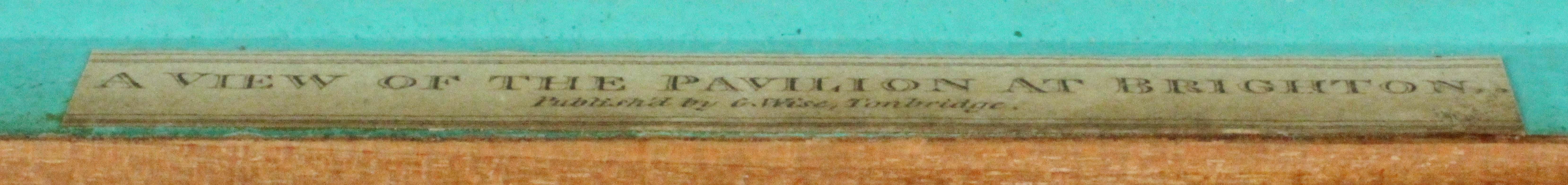 A rare Tunbridge ware mahogany writing box, the lid with an inset mosaic panel of Tunbridge Castle - Image 4 of 4