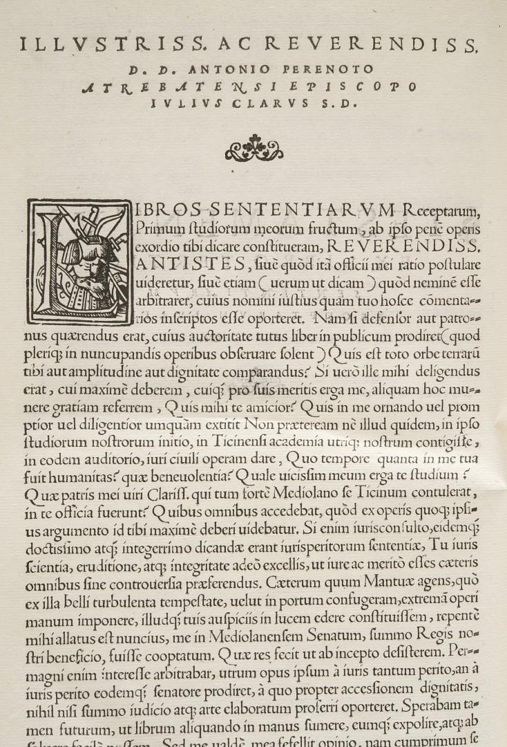 Claro, Giulio Tractatus quatuor [...] I est De testamentis, II De donationibus, III De iure emphyteo