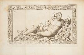 Bayardi, Ottavio Antonio Prodromo delle antichità d'Ercolano alla maestà del rè delle Due Sicilie Ca