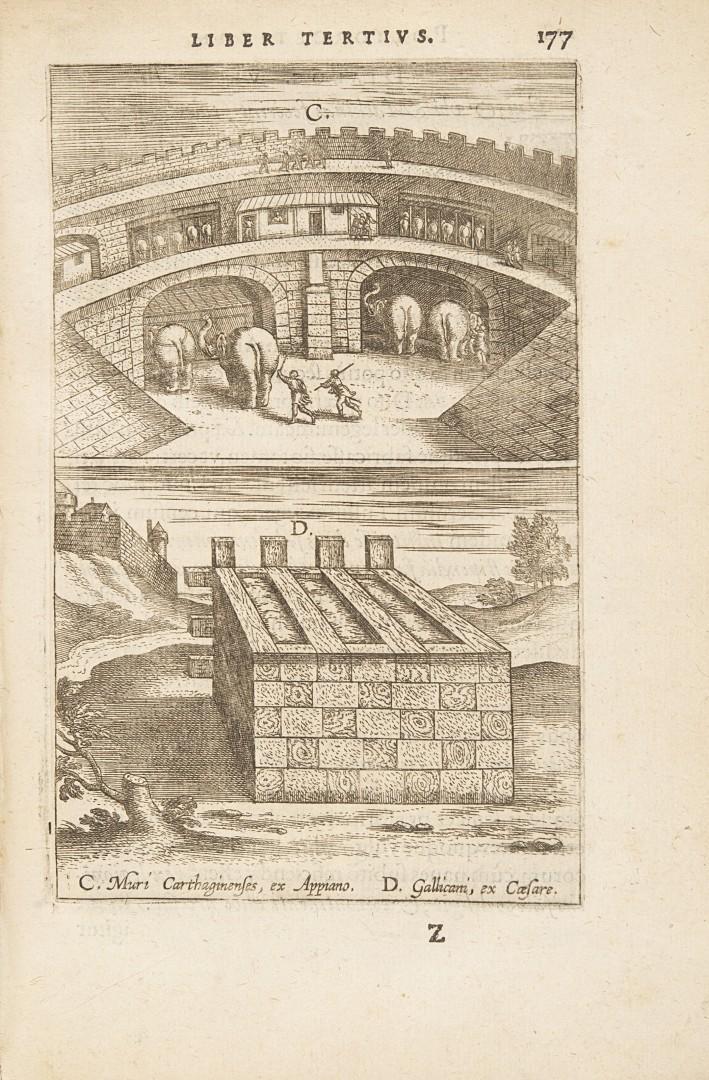 Lipsius, Justus Poliorceticon sive de machinis.