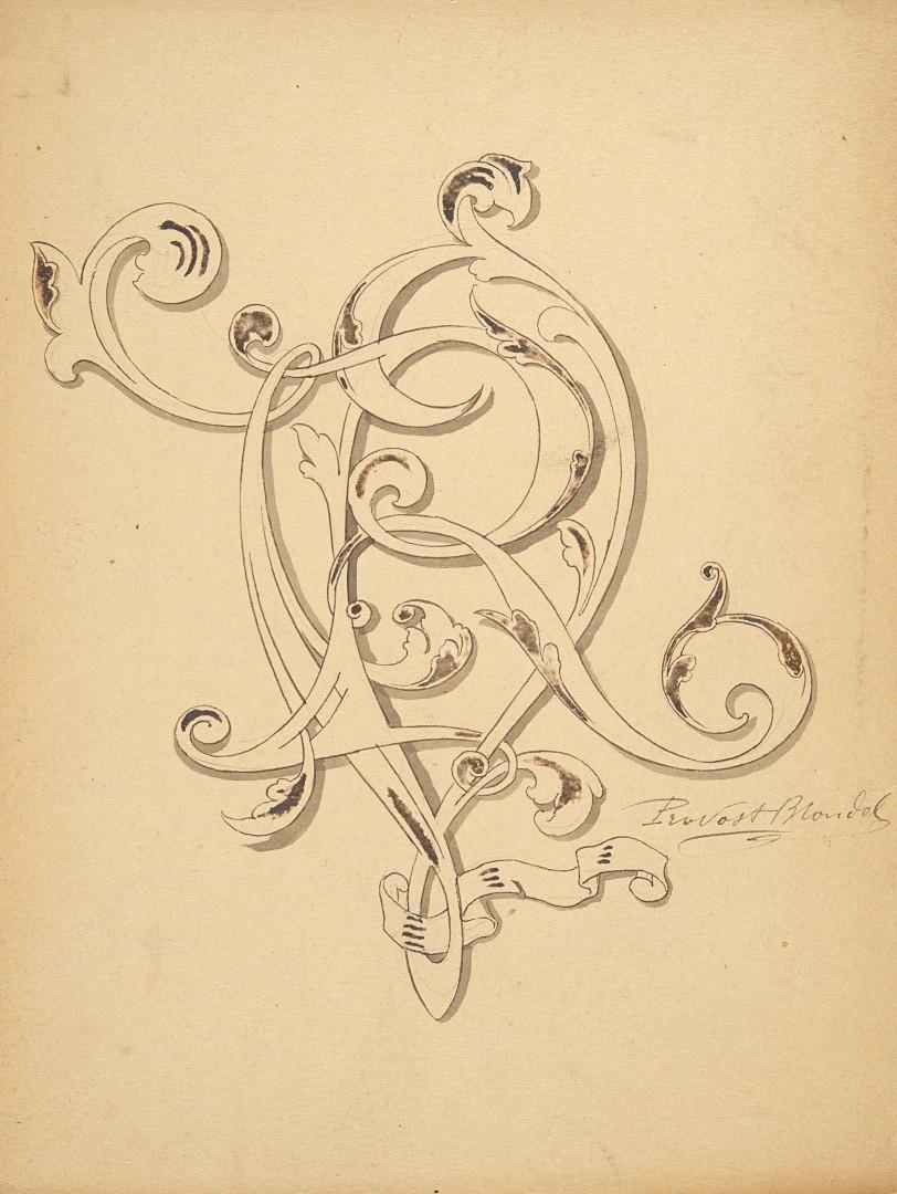 Provost-Blondel Voyelles & Consonnes.