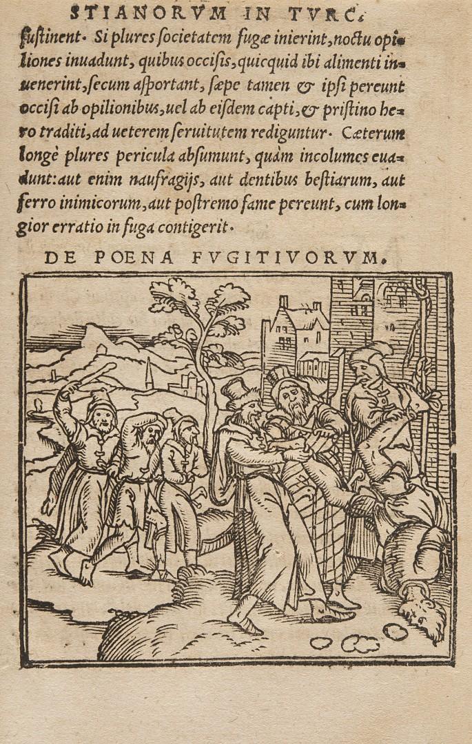 Georgevic, Bartolomej De afflictione, tam captivorum quam etiam sub Turcae tributo viventium christi