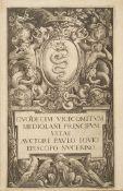 Giovio, Paolo Duodecim Vicecomitum Mediolani principum vitae.