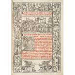 Pontificale secundum ritum sacrosancte Romane ecclesie.