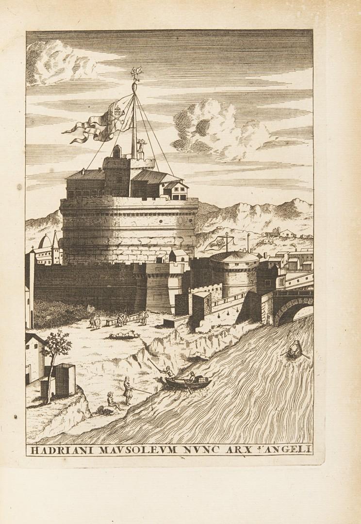 Donati, Alessandro Roma vetus ac recens utriusque aedificis illustrata.