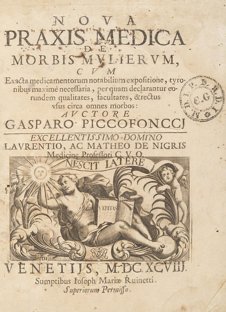 Cappoccio, Francesco Nova praxis medica.
