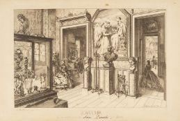Collections de San Donato. Tableaux. Marbres. Dessins, Aquarelles et Miniatures.